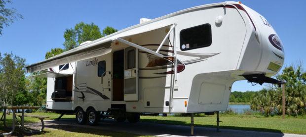 Keystone Laredo Travel Trailer Rental